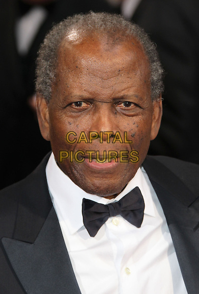 02 March 2014 - Hollywood, California - Sidney Poitier. 86th Annual Academy Awards held at the Dolby Theatre at Hollywood &amp; Highland Center. <br /> <br /> CAP/ADM/RE<br /> &copy;Russ Elliot/AdMedia/Capital Pictures