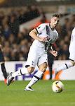 Tottenham's Toby Alderweireld in action<br /> <br /> UEFA Europa League - Tottenham Hotspur v Monaco - White Hart Lane - England -10th December 2015 - Picture David Klein/Sportimage