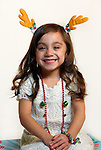 WATERBURY CT. 22 November 2016-112316SV05-Christmas Kid. <br /> Sophia Nicolasora, 4, of Waterbury<br /> Steven Valenti Republican-American