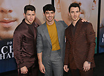 a_Nick Jonas, Joe Jonas, Kevin Jonas 093 arrives at the Premiere Of Amazon Prime Video's Chasing Happiness at Regency Bruin Theatre on June 03, 2019 in Los Angeles, California.