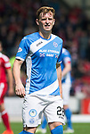 St Johnstone v Aberdeen&hellip;07.08.16  McDiarmid Park. SPFL<br />Liam Craig<br />Picture by Graeme Hart.<br />Copyright Perthshire Picture Agency<br />Tel: 01738 623350  Mobile: 07990 594431