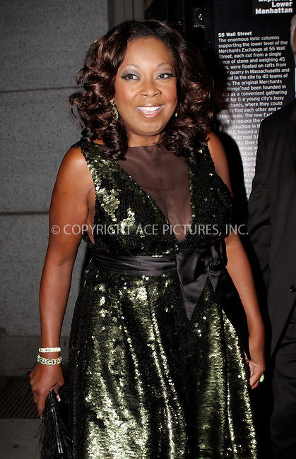 WWW.ACEPIXS.COM . . . . .  ....October 17 2011, New York City....Star Jones arriving at the 2011 Angel Ball To Benefit Gabrielle's Angel Foundation at Cipriani Wall Street on October 17, 2011 in New York City.....Please byline: NANCY RIVERA- ACEPIXS.COM.... *** ***..Ace Pictures, Inc:  ..Tel: 646 769 0430..e-mail: info@acepixs.com..web: http://www.acepixs.com