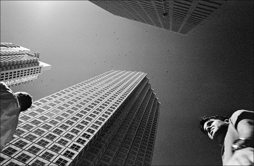 "Downtown<br /> From ""Walking Downtown"" series.<br /> Miami, Florida, 2008"