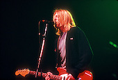 Kurt Cobain :Nirvana: New York Coliseum: New York City: <br /> November 14, 1993:<br /> Photo Credit: Eddie Malluk/AtlasIcons.com