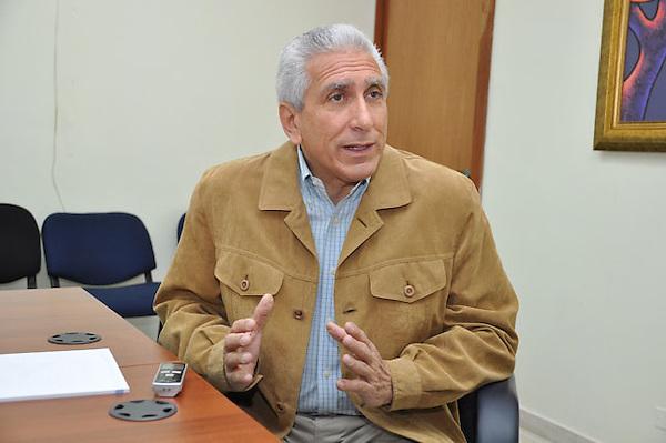 Enmanuel Esquea Guerrero, Presidente de la   convencion del PRD, a celebrarse el domingo 6 de marzo..Ciudad: Santo Domingo.Fotos:  Carmen Suárez/acento.com.do.Fecha: 05/03/2011.