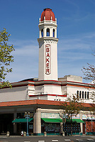 Mount Baker Theater in Bellingham, Washington, USA