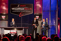 #38 Performance Tech Motorsports ORECA LMP2, Kyle Masson, IMSA WeatherTech Awards Banquet, Chateau Elan, Braselton, GA, October 2019.