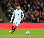 England's Chris Smalling in action during the International friendly match at Wembley.  Photo credit should read: David Klein/Sportimage