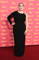 Hayley Hasselhoff<br /> arriving for the ITV Palooza at the Royal Festival Hall, London.<br /> <br /> ©Ash Knotek  D3532 12/11/2019