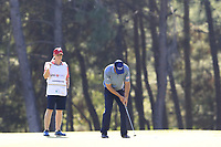 Padraig Harrington (IRL) putts on the 7th green during Saturday's Round 3 of the 2018 Turkish Airlines Open hosted by Regnum Carya Golf &amp; Spa Resort, Antalya, Turkey. 3rd November 2018.<br /> Picture: Eoin Clarke | Golffile<br /> <br /> <br /> All photos usage must carry mandatory copyright credit (&copy; Golffile | Eoin Clarke)