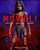 Mowgli (2018)<br /> POSTER ART<br /> *Filmstill - Editorial Use Only*<br /> CAP/MFS<br /> Image supplied by Capital Pictures