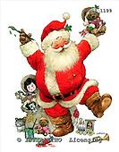 GIORDANO, CHRISTMAS SANTA, SNOWMAN, WEIHNACHTSMÄNNER, SCHNEEMÄNNER, PAPÁ NOEL, MUÑECOS DE NIEVE, paintings+++++,USGI1199,#X# stickers