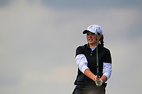 Emily Brennan (ENG) during the final round at the Irish Woman's Open Stroke Play Championship, Co. Louth Golf Club, Louth, Ireland. 12/05/2019.<br /> Picture Fran Caffrey / Golffile.ie<br /> <br /> All photo usage must carry mandatory copyright credit (&copy; Golffile | Fran Caffrey)