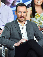 PASADENA, CA - FEBRUARY 10:  Darren Foster attends the Science Fair panel at the 2019 National Geographic portion of the Television Critics Association Winter Press Tour at The Langham Huntington Hotel on February 10, 2019 in Pasadena, California. (Photo by Vince Bucci/National Geographic/PictureGroup)