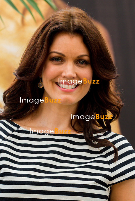"Bellamy Young from the series ""Scandal"" attends photocall at the Grimaldi Forum on June 9, 2014 in Monte-Carlo, Monaco."
