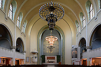 Kirche von Kallio - Kallion kirkko, Helsinki, Finnland
