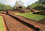 Audience Hall, Island Park, UNESCO World Heritage Site, the ancient city of Polonnaruwa, Sri Lanka, Asia