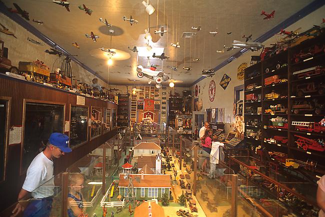 Bauer Toy Museum, Fredericksburg, Texas