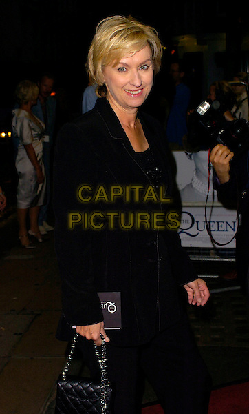 "TINA BROWN.""The Queen"" UK premiere, Curzon Mayfair, London, UK..September 13th, 2006.Ref: CAN.half length black jacket.www.capitalpictures.com.sales@capitalpictures.com.©Can Nguyen/Capital Pictures"