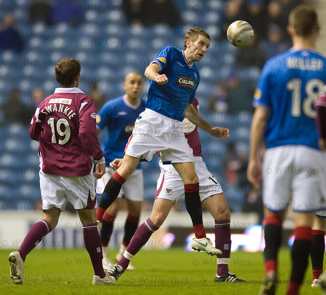 Kirk Broadfoot back in action for Rangers after nine months missing through injury