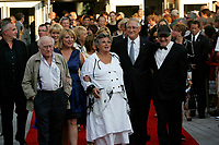 2011 File Photo - World Film Festival Red Carpet, ?, Ginette Reno, Gerald Tremblay, Serge Losique<br /> <br />  File Photo Agence Quebec Presse - Pierre Roussel