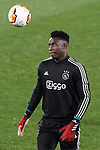 AFC Ajax's Andre Onana during training session. February 19,2020.(ALTERPHOTOS/Acero)
