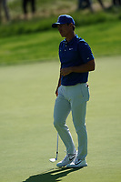 Thorbjorn Olesen (DEN) on the 5th during the 1st round at the PGA Championship 2019, Beth Page Black, New York, USA. 17/05/2019.<br /> Picture Fran Caffrey / Golffile.ie<br /> <br /> All photo usage must carry mandatory copyright credit (© Golffile | Fran Caffrey)