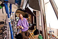 Joss Whedon TV director pictures: Executive portrait photography of Joss Whedon of Mutant Enemy by San Francisco corporate photographer Eric Millette