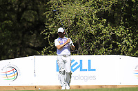 Louis Oosthuizen (RSA) on the 10th during the 2nd round at the WGC Dell Technologies Matchplay championship, Austin Country Club, Austin, Texas, USA. 23/03/2017.<br /> Picture: Golffile | Fran Caffrey<br /> <br /> <br /> All photo usage must carry mandatory copyright credit (&copy; Golffile | Fran Caffrey)