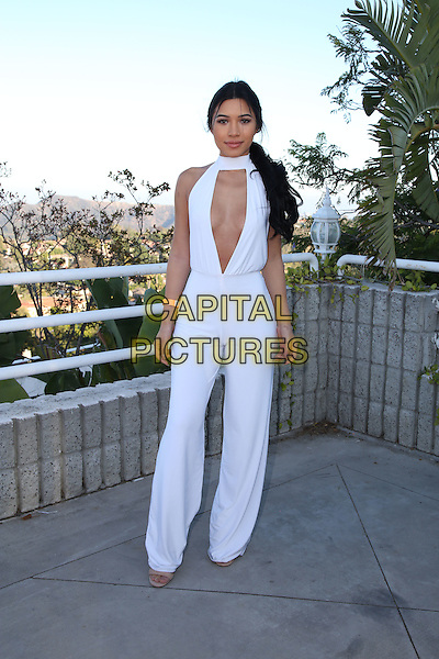 BEVERLY HILLS, CA - JULY 7: Julia Kelly at the PrettyLittleThing.com Pretty Little Thing's #PLTxUSA Launch US Launch Party at a Private Location in Beverly Hills, California on July 7, 2016. <br /> CAP/MPI/DE<br /> &copy;DE/MPI/Capital Pictures