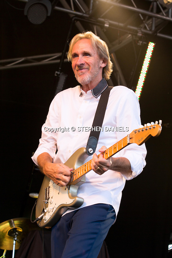 Photo by © Stephen Daniels 14/06/2014 <br /> Prostate Cancer Charity even at Hurtwood Park Polo Club, Ewhurst, Surrey. <br /> Mike Rutherford