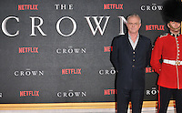 Stephen Daldry at the &quot;The Crown&quot; TV premiere, Odeon Leicester Square cinema, Leicester Square, London, England, UK, on Tuesday 01 November 2016. <br /> CAP/CAN<br /> &copy;CAN/Capital Pictures /MediaPunch ***NORTH AND SOUTH AMERICAS ONLY***