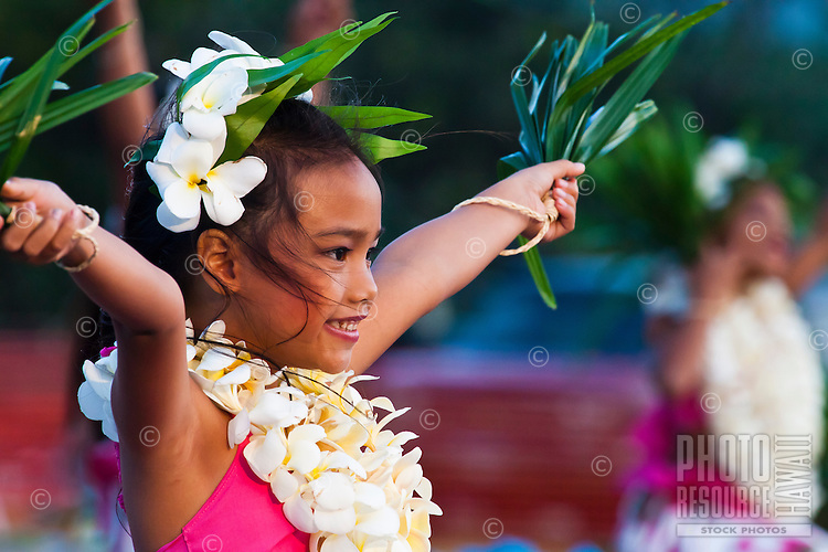 Hula at the 2011 Kauai Polynesian Festival