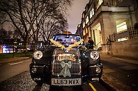 "14.12.2015 - ""Christmas Cabbie 2015 - Support Black Taxis"""