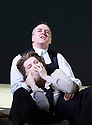 Fanny and Alexander. Adapted for the stage from the film by Swedish Film Director Ingmar Bergman by Stephen Beresford, directed by Max Webster.  With Catherine Walker as Emilie Ekdahl, Kevin Doyle as Bishop Edvard Vergerus. Opens at The Old Vic Theatre on 1/3/18 pic Geraint Lewis EDITORIAL USE ONLY