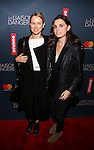 Naomi Watts and Lisa Reuben attend the Broadway Opening Night Performance of 'Les Liaisons Dangereuses'  at The Booth Theatre on October 30, 2016 in New York City.