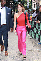 NEW YORK, NY - JUNE 11: Brooke Burke-Charvet at BUILD SERIES on June 11, 2018 in New York City. <br /> CAP/MPI99<br /> &copy;MPI99/Capital Pictures