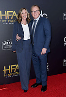 04 November 2018 - Beverly Hills, California - Brad Bird. 22nd Annual Hollywood Film Awards held at Beverly Hilton Hotel. <br /> CAP/ADM/BT<br /> &copy;BT/ADM/Capital Pictures