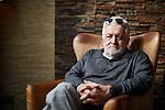 3.9.2015, berlin. Journalist and writer Henryk M. Broder