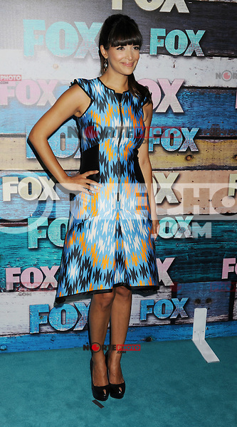 WEST HOLLYWOOD, CA - JULY 23: Hannah Simone arrives at the FOX All-Star Party on July 23, 2012 in West Hollywood, California. / NortePhoto.com<br />