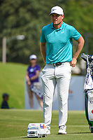 Lucas Bjerregaard (DEN) looks over his tee shot on 8 during round 3 of the WGC FedEx St. Jude Invitational, TPC Southwind, Memphis, Tennessee, USA. 7/27/2019.<br /> Picture Ken Murray / Golffile.ie<br /> <br /> All photo usage must carry mandatory copyright credit (© Golffile | Ken Murray)