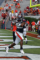 Virginia Cavalier football at the University of Virginia in Charlottesville, VA. Photo/Andrew Shurtleff.