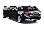 Car images of 2015 Toyota Avensis Business Executive 5 Door Wagon Doors