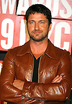 New York, New York  - September 13: Gerard Butler arrives at the 2009 MTV Video Music Awards at Radio City Music Hall on September 13, 2009 in New York, New York.