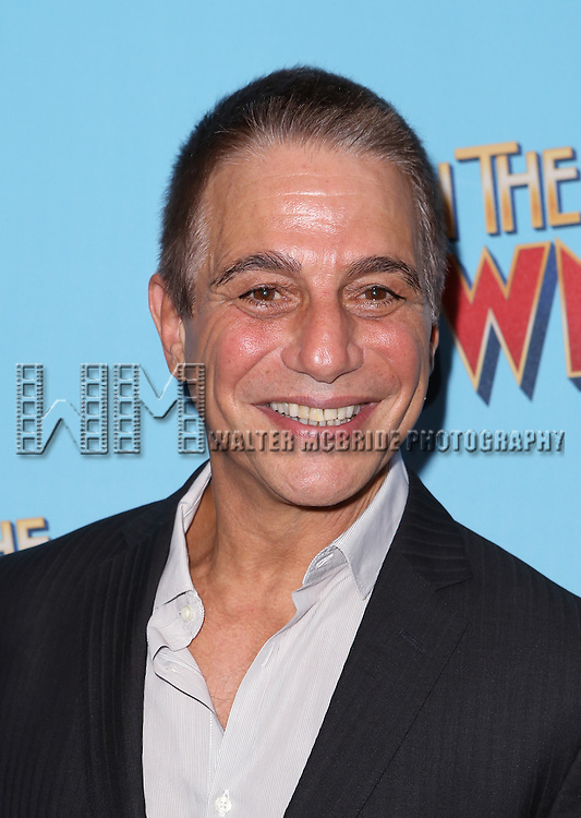 Tony Danza attends the Broadway Opening Night Performance of 'On The Town'  at the Lyric Theatre on October 16, 2014 in New York City.