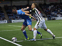 Queen of the South v St Mirren 270813