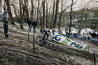 Sanne Cant (BEL/Iko-Beobank) <br /> <br /> Women's Race<br /> CX Vlaamse Druivencross Overijse 2017