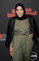 ATLANTA, GA - FEBRUARY 02: Ibtihaj Muhammad at the Sports Illustrated presents Saturday Night Lights event powered by Matthew Gavin Enterprises and Talent Resources Sports on February 2, 2019 in Atlanta, Georgia. <br /> CAP/MPIIS<br /> &copy;MPIIS/Capital Pictures