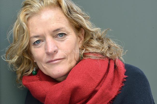 Ines Garland, Argentinian writer.
