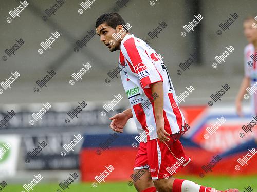 2011-07-16 / Voetbal / seizoen 2011-2012 / Hoogstraten VV / Karim Didi..Foto: mpics